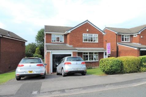 10 Irk Vale Drive, North Chadderton, OL1 2TW. 4 bedroom detached house for sale