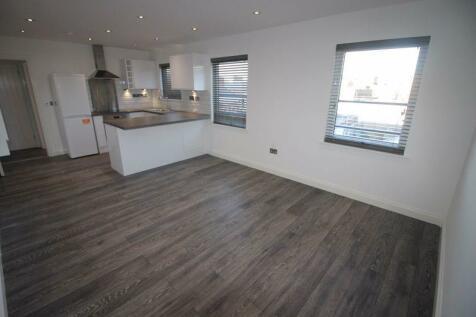 Hatters Court, King Street, Luton. 1 bedroom flat