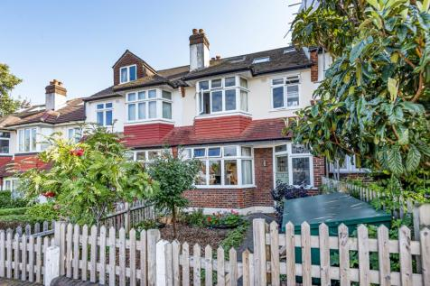Royal Circus York Hill West Norwood SE27. 4 bedroom terraced house for sale