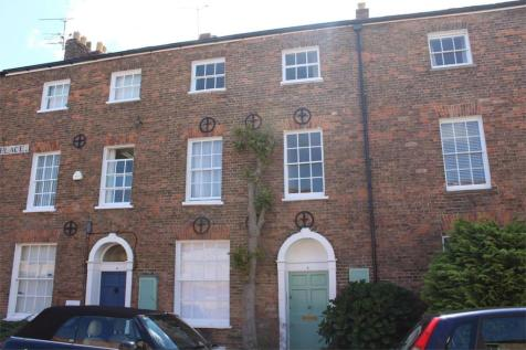 Middle Street, Taunton, Somerset. 6 bedroom terraced house for sale