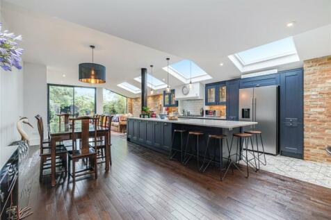 Montague Road, London, W13. 5 bedroom semi-detached house