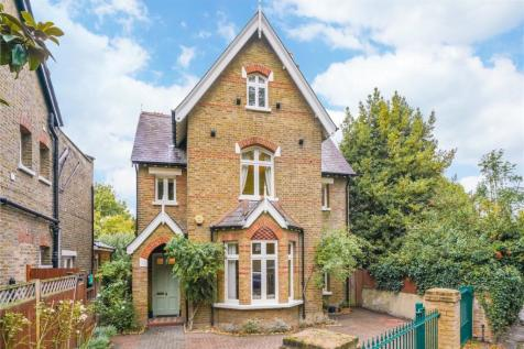 Victoria Road, London, W5. 5 bedroom detached house for sale