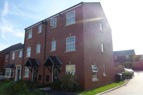 Red Norman Rise, Holmer, HEREFORD. 4 bedroom town house