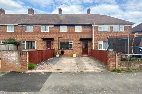 Hinton Crescent, HEREFORD. 3 bedroom house