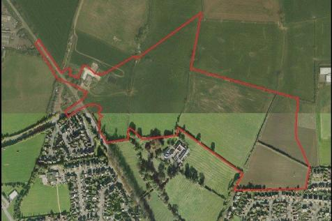 Nottingham Road, Melton Mowbray, Leicestershire, LE13. Land for sale