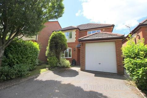 Llwyn-y-groes , Broadlands, Bridgend. CF31 5AJ. 4 bedroom detached house