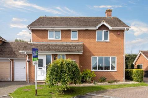 Staples Meadow, Tatworth. 4 bedroom detached house