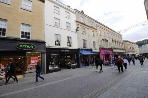 Stall Street, Bath. 1 bedroom house of multiple occupation