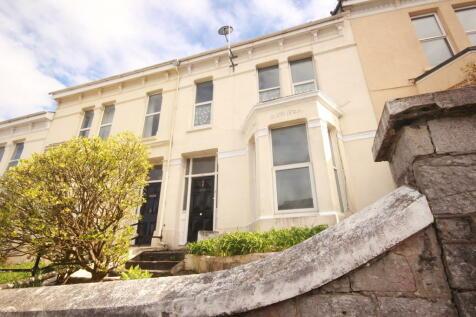 Furzehill Terrace, Mutley. 1 bedroom terraced house