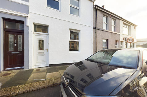 Corporation Road, Peverell. 2 bedroom terraced house