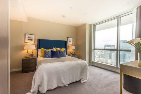 Charrington Tower, Docklands, London, E14. 2 bedroom penthouse for sale