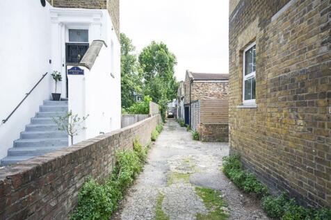Springdale Mews, Newington Green, London, N16. Land for sale