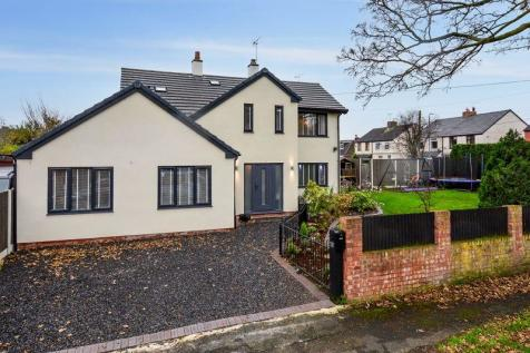 Clifford Grove, Haslington, Crewe. 4 bedroom detached house for sale