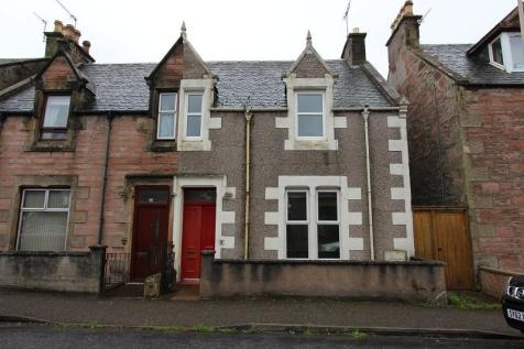 41 Innes Street, Inverness, IV1 1NP. 3 bedroom semi-detached house