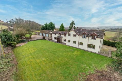 Maes Y Res, Elms Road, Raglan, Usk, Monmouthshire. 4 bedroom character property for sale