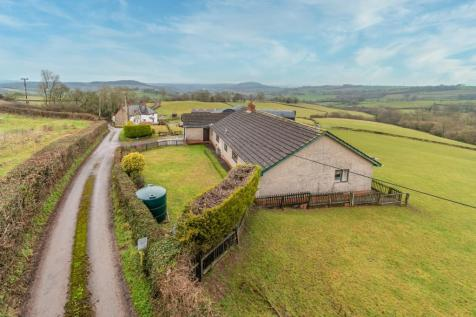 The Firs Farm Lot 1, Grosmont, NP7 8LY. 3 bedroom detached house for sale
