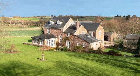 Ryeford, Ross-On-Wye, Herefordshire. 5 bedroom country house for sale