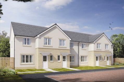 Irvine Road, Kilmarnock, KA1 2LA. 3 bedroom end of terrace house for sale
