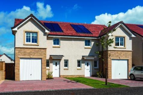 Irvine Road, Kilmarnock, KA1 2LA. 3 bedroom semi-detached house for sale