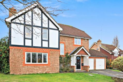 Spring Shaw Road, Orpington. 4 bedroom detached house for sale