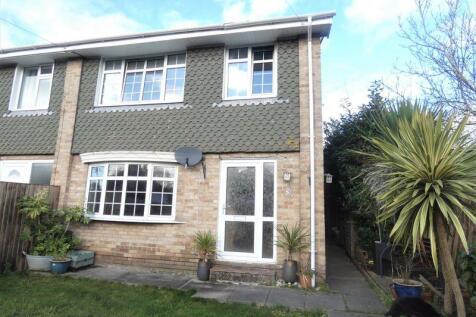 Bursledon, Southampton. 3 bedroom end of terrace house