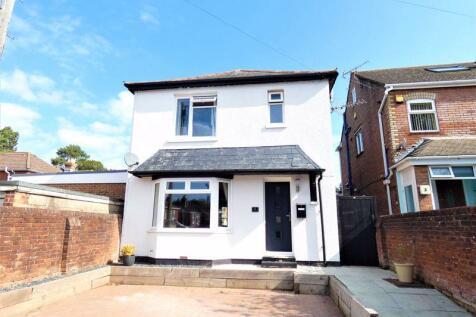 Sholing, Southampton, SO19 8FJ. 3 bedroom detached house