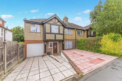 Hillfield Close, Redhill. 4 bedroom semi-detached house for sale