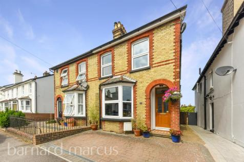 Glovers Road, Reigate. 4 bedroom semi-detached house for sale