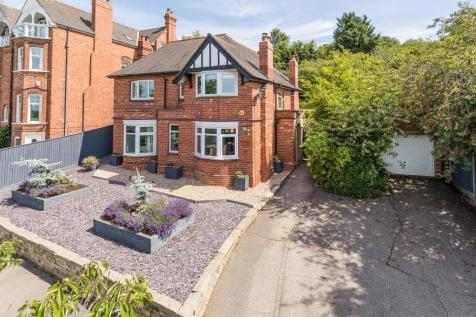 Yarborough Road, Lincoln. 5 bedroom detached house
