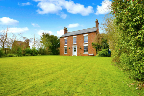 High Street, Sturton By Stow, Lincoln. 5 bedroom detached house for sale
