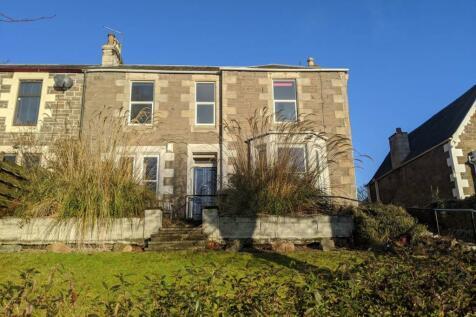 4 Albany Terrace, Dundee,. 3 bedroom flat