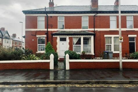 Clevedon Road, Blackpool, Lancashire, FY1. 1 bedroom flat