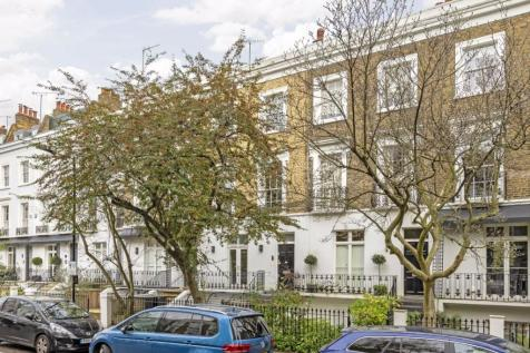 Northumberland Place, Notting Hill. 5 bedroom house for sale