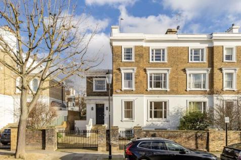 Clarendon Road, Notting Hill. 7 bedroom semi-detached house for sale