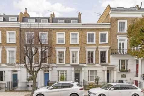 Courtnell Street, Notting Hill. 4 bedroom terraced house for sale