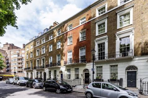 Connaught Square, Connaught Village. 6 bedroom terraced house
