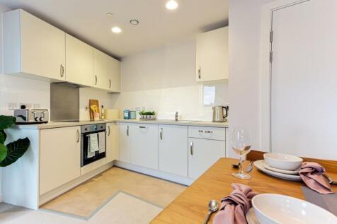Aston Place, Suffolk Street, B1 1FJ. 1 bedroom apartment