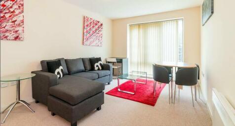 West Two, Suffolk Street Queensway, B1 1LW. 1 bedroom apartment