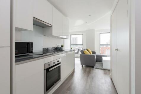 One Swallow Street, Swallow Street, B1 2AP. Studio apartment