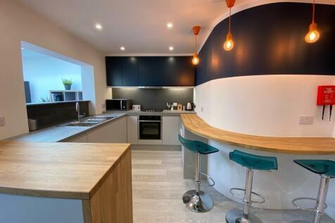 Orange Room @ 46 Salisbury Street, Beeston, NG9 2EQ. 1 bedroom house