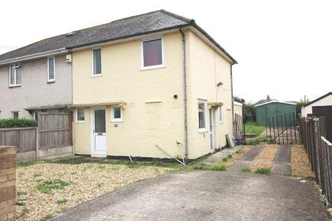 Crossway, Rogiet, Caldicot, Mon. NP26 3SJ. 3 bedroom semi-detached house