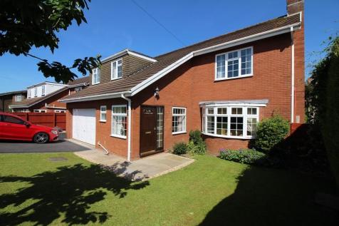 Wentwood View, Caldicot. 5 bedroom detached house