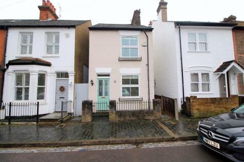Heath Road, St Albans. 3 bedroom detached house for sale