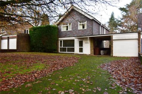 Church Road, Crowborough, TN6. 4 bedroom detached house for sale