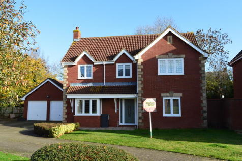 Jocelin Drive. 4 bedroom detached house for sale