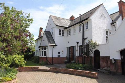 Knighton Rise, Oadby, Leicester. 4 bedroom character property for sale