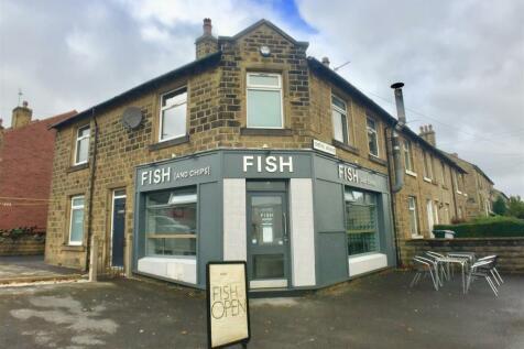 30-32 Carr Street, Marsh, Huddersfield. Property for sale