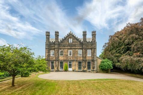 Birthwaite Hall, Huddersfield Road, Between Haigh And Darton Three Minutes Drive From, Barnsley. 8 bedroom character property
