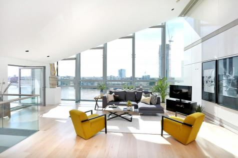 Montevetro, Battersea Church Road, Battersea, SW11. 3 bedroom apartment for sale