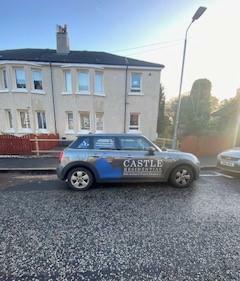 Quarry Road, Paisley, Renfrewshire, PA2. 2 bedroom flat